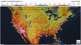 the weather channel maps weather com