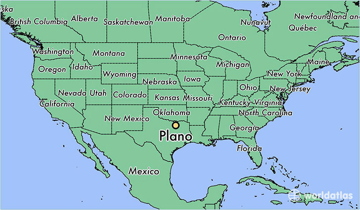 where is plano texas on map business ideas 2013