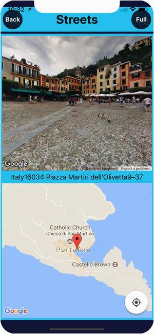 portofino village italy on the app store