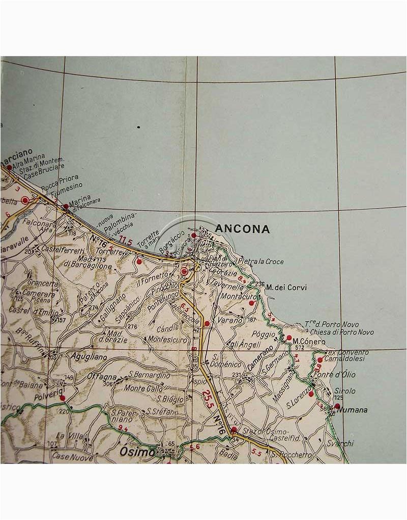 map us army italy sheet 14 1943 army navy