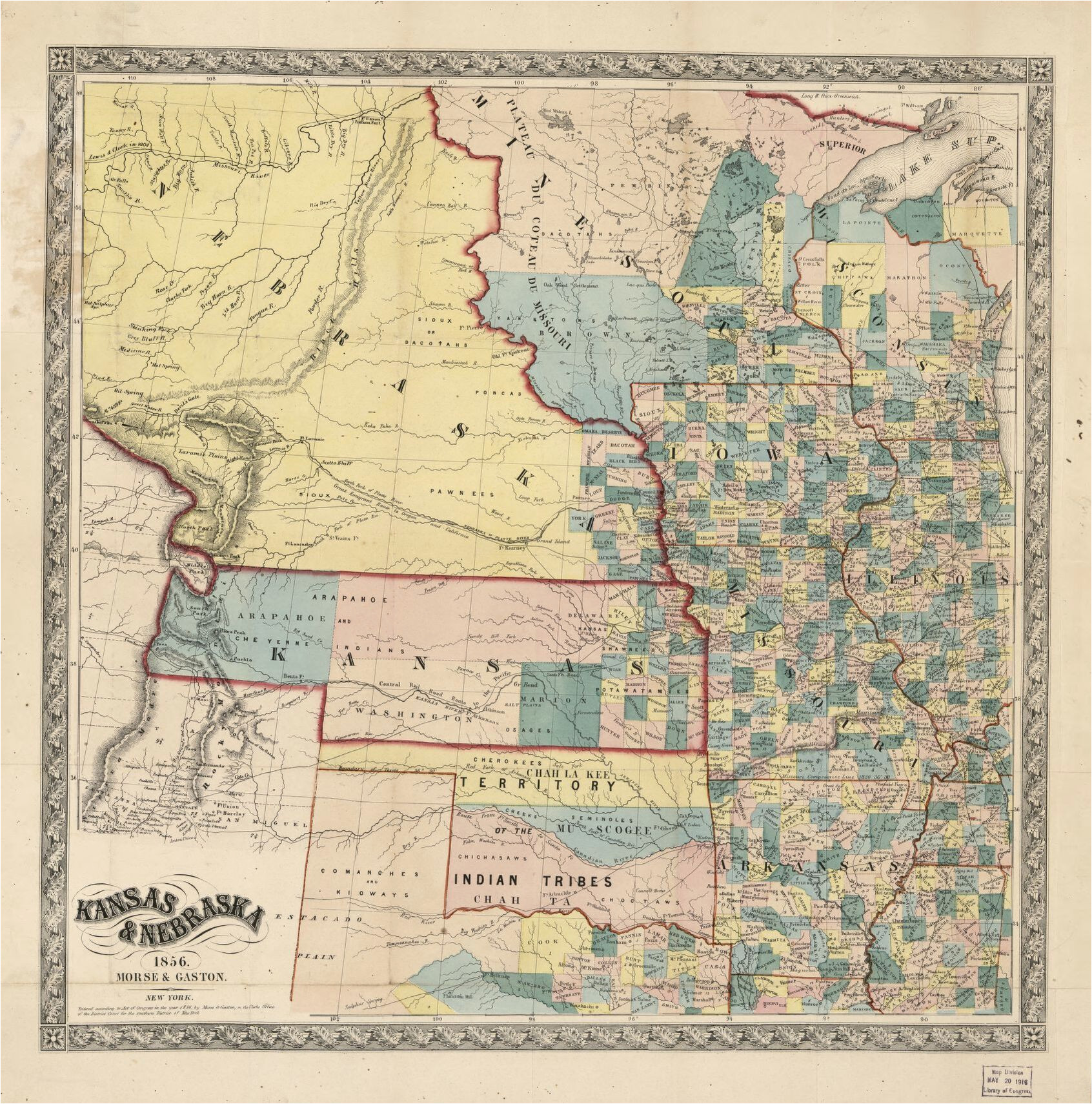 search results for map kansas library of congress