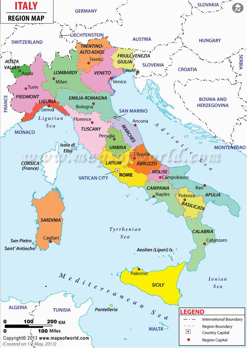Rail Map Of Italy.Rail Map Of Italy With Cities Regions Of Italy E E Map Of Italy
