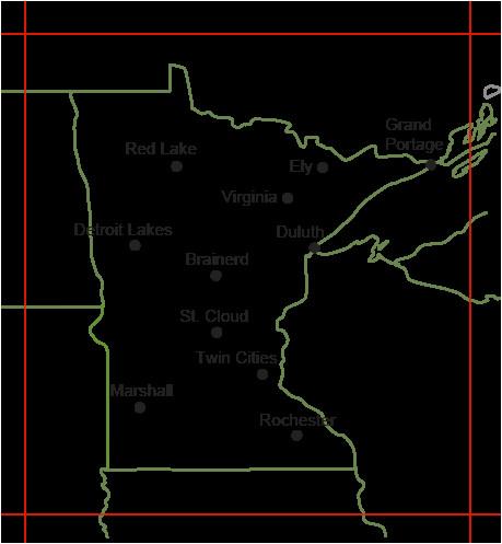 Red Lake Minnesota Map Current Air Quality Minnesota