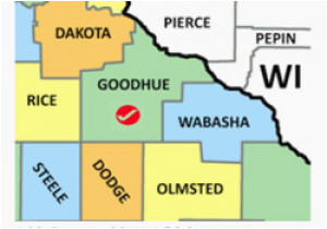 counties of minnesota map leech lake map population map of us
