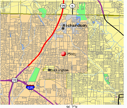 Richardson Texas Zip Code Map 75081 Zip Code Richardson Texas Profile Homes Apartments