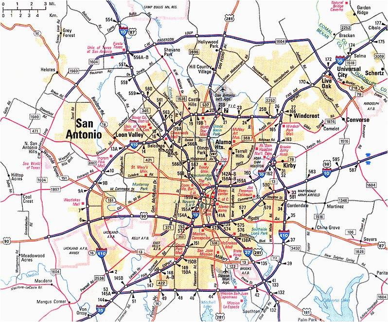 Road Map Of San Antonio Texas | secretmuseum San Antonio Map on south tx map, district of columbia map, united states map, honolulu map, usa map, salt lake city map, bexar county map, virginia city map, texas map, poteet tx map, galveston map, converse map, nacogdoches map, ozona tx map, indianapolis map, brazos river map, monterrey map, santa fe map, los angeles map, lackland air force base map,