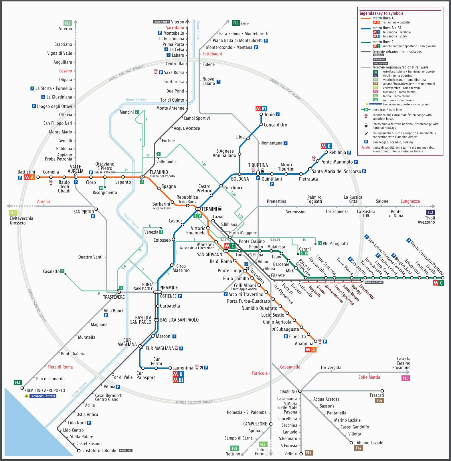 how do i use rome s public transportation network rome vacation tips