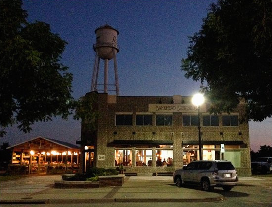 bankhead brewing co in downtown rowlett texas picture of