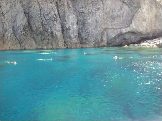 Salina Italy Map Snorkeling Picture Of Salina Relax Boats isola Di Salina