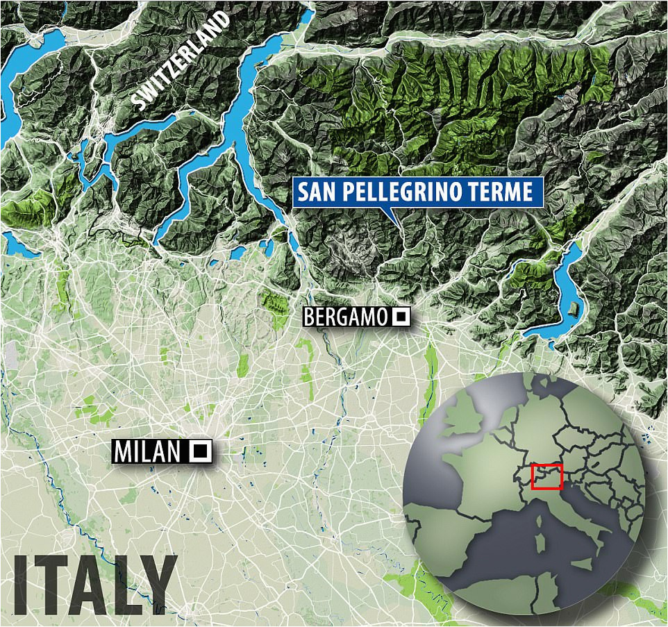 inside the decaying birthplace of san pellegrino water daily mail