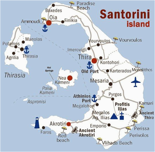 honeymoon what to do and see in santorini greece reisen