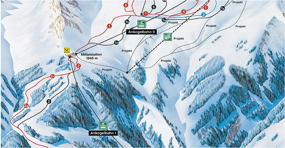 bergfex ski resort ankogel mallnitz skiing holiday ankogel