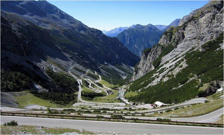 stelvio pass from bormio hc 22km 7 alps climbs