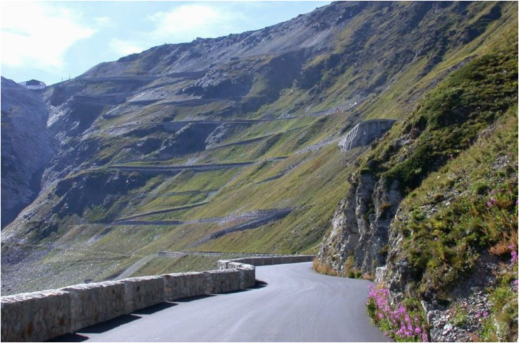 stelvio pass from prato hc 24km 8 alps climbs