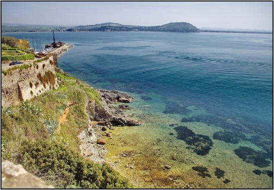 baia di talamone a 15 km picture of agriturismo la serrata