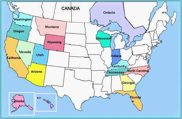 Tennessee On the Us Map Kentucky Lake Map Awesome Tennessee ...
