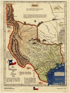86 best texas maps images texas maps texas history republic of texas