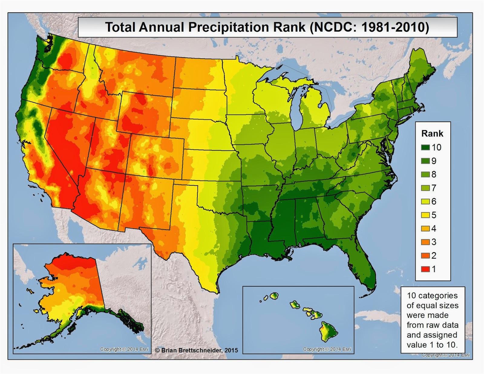 Texas Annual Rainfall Map California Annual Rainfall Map
