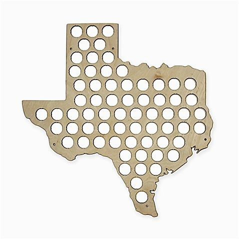 Map Of Texas Breweries.Texas Breweries Map Beer Cap Map Of Texas Wish List Beer Caps Wall