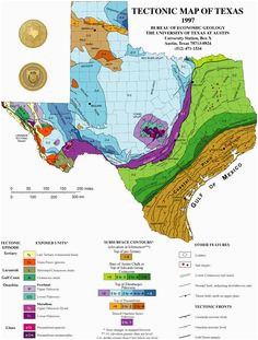 30 best permian basin geology images west texas basin earth