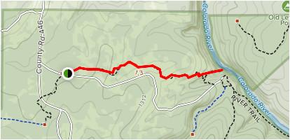 gorman falls trail texas alltrails