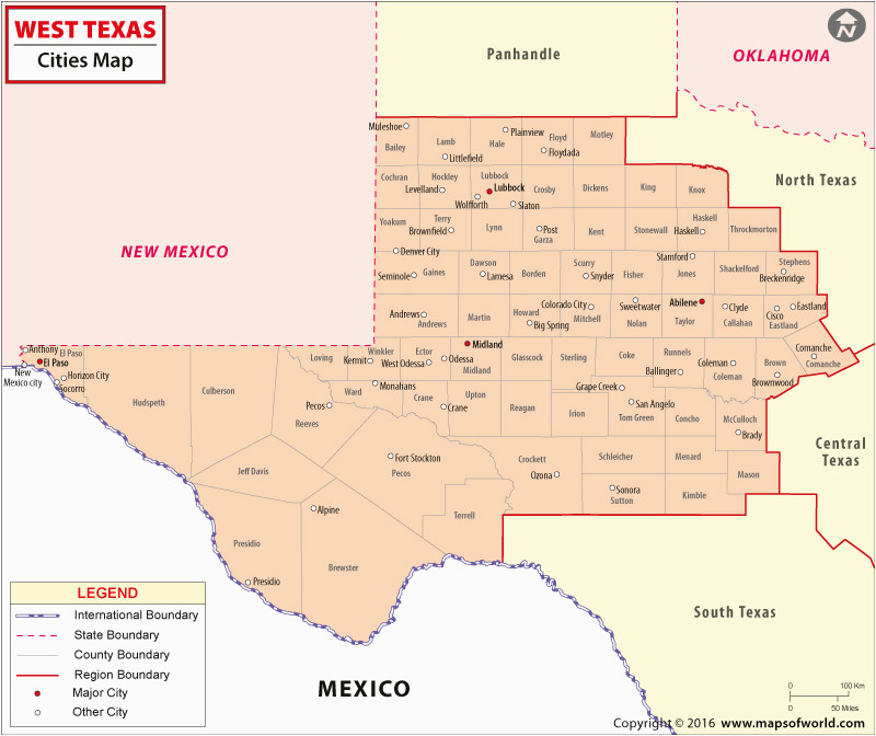 Texas Map Cities Only West Texas towns Map Business Ideas ...