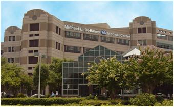 michael e debakey va medical center houston texas