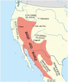 Map Of Texas Mountain Ranges.Texas Mountain Ranges Map Secretmuseum