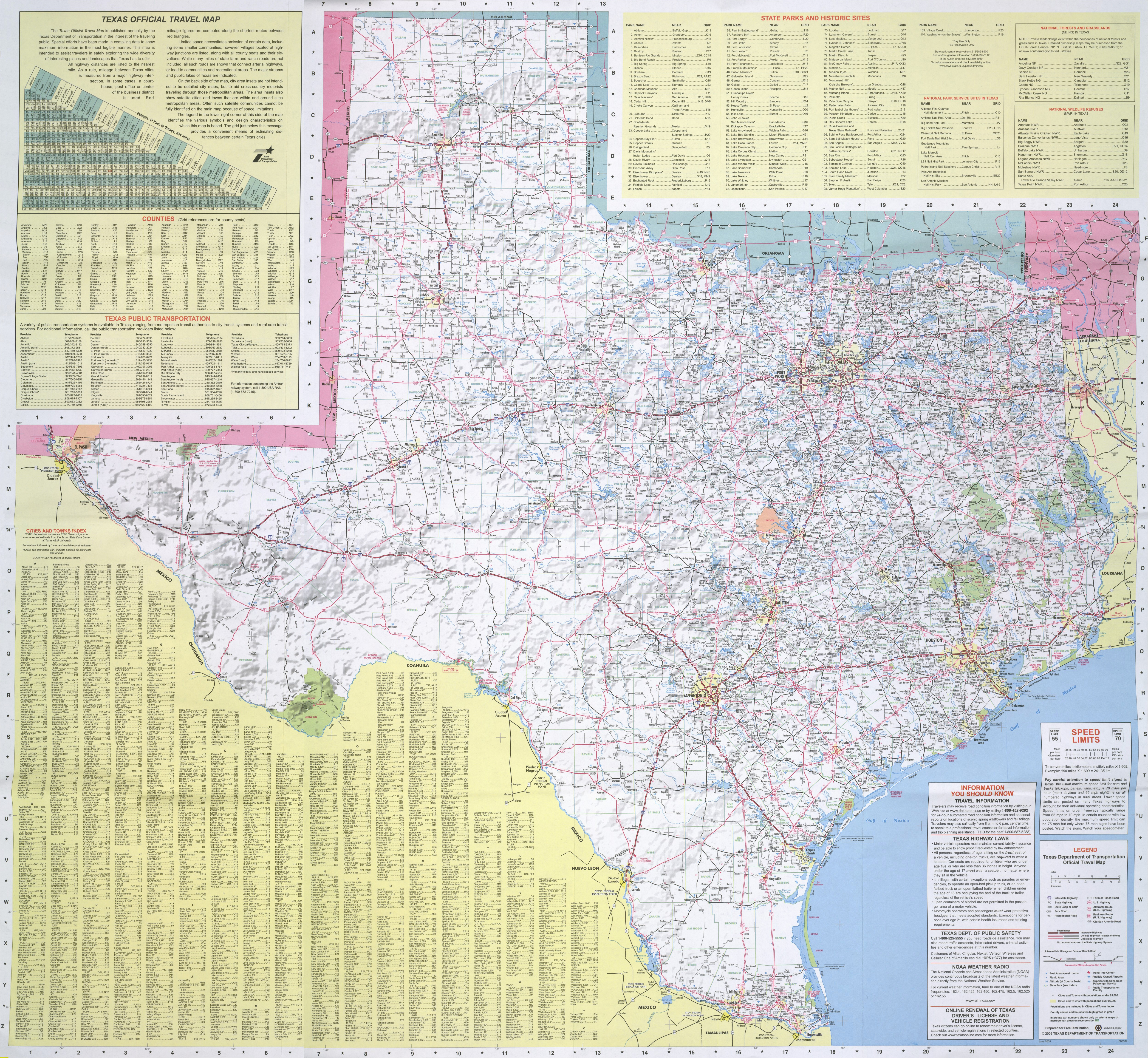 texas road map business ideas 2013