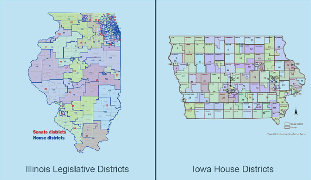 gerrymandering map maps driving directions