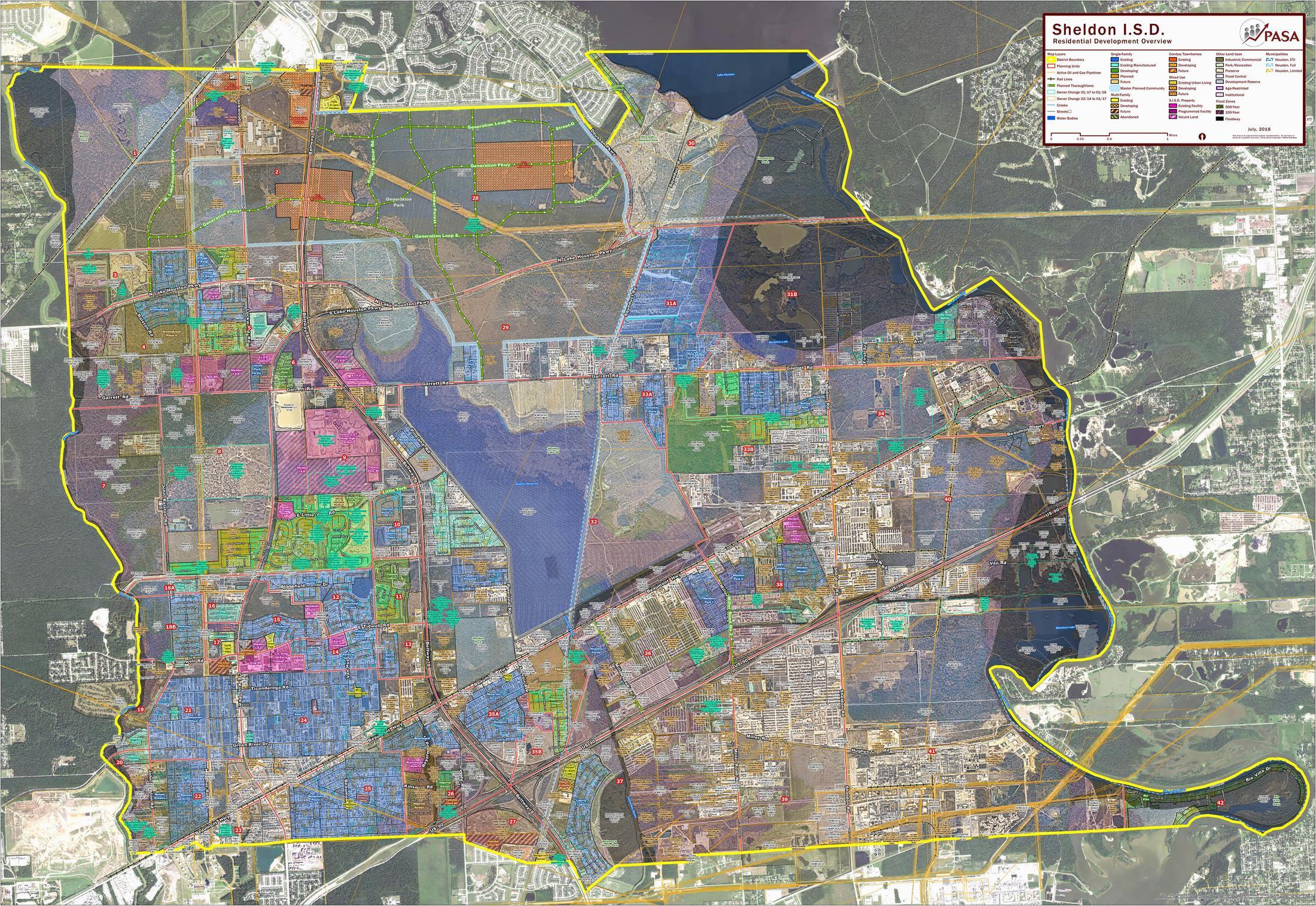 home attendance boundaries maps and zoning sheldon isd