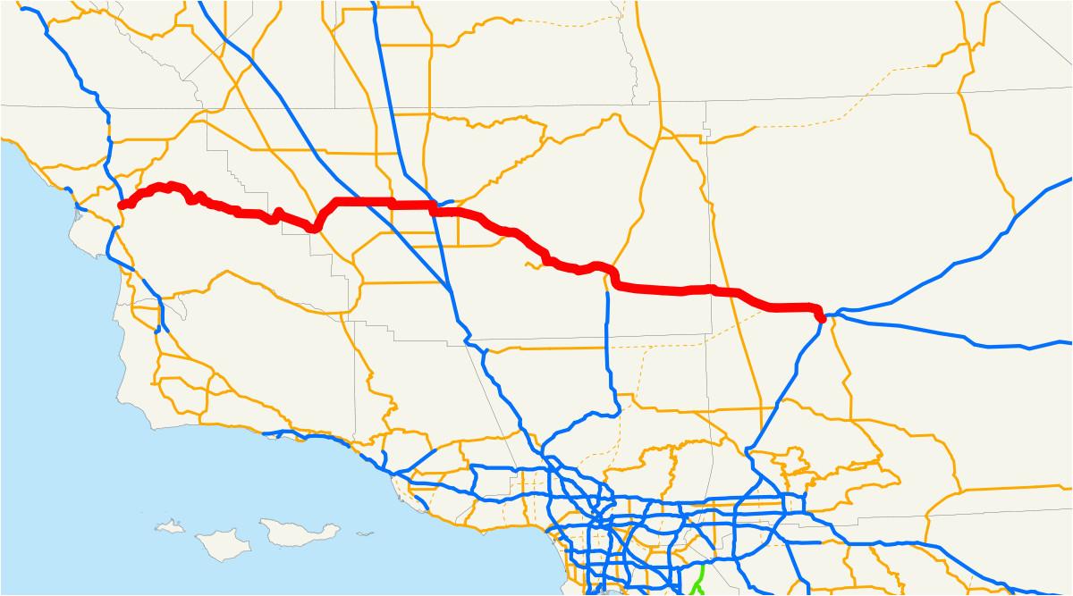 california state route 58 wikipedia