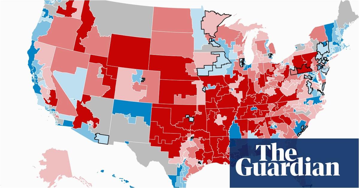 blue wave or blue ripple a visual guide to the democrats gains in