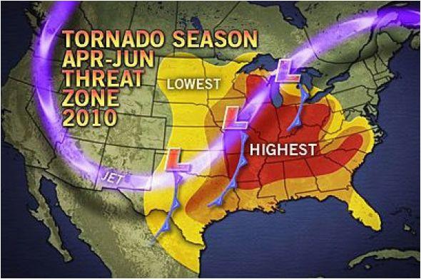tornado alley shifts east as delayed tornado season begins