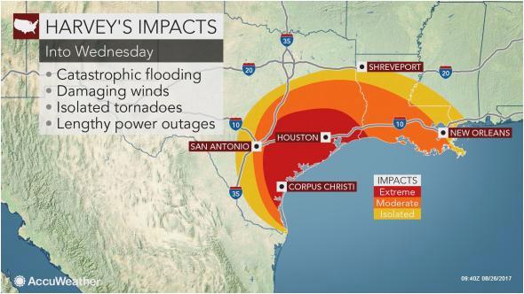 torrential rain to evolve into flooding disaster as major hurricane