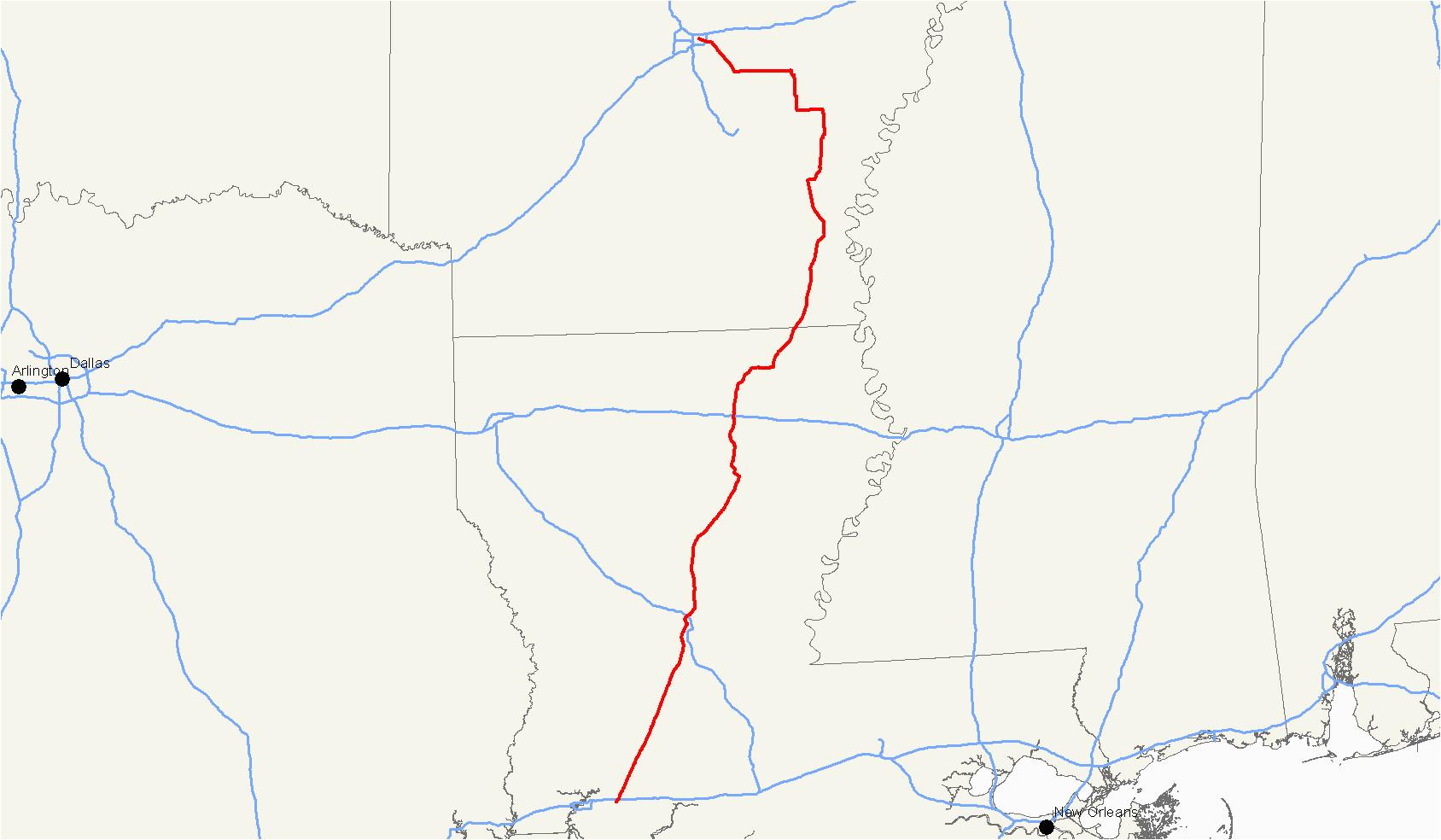 u s route 165 wikipedia