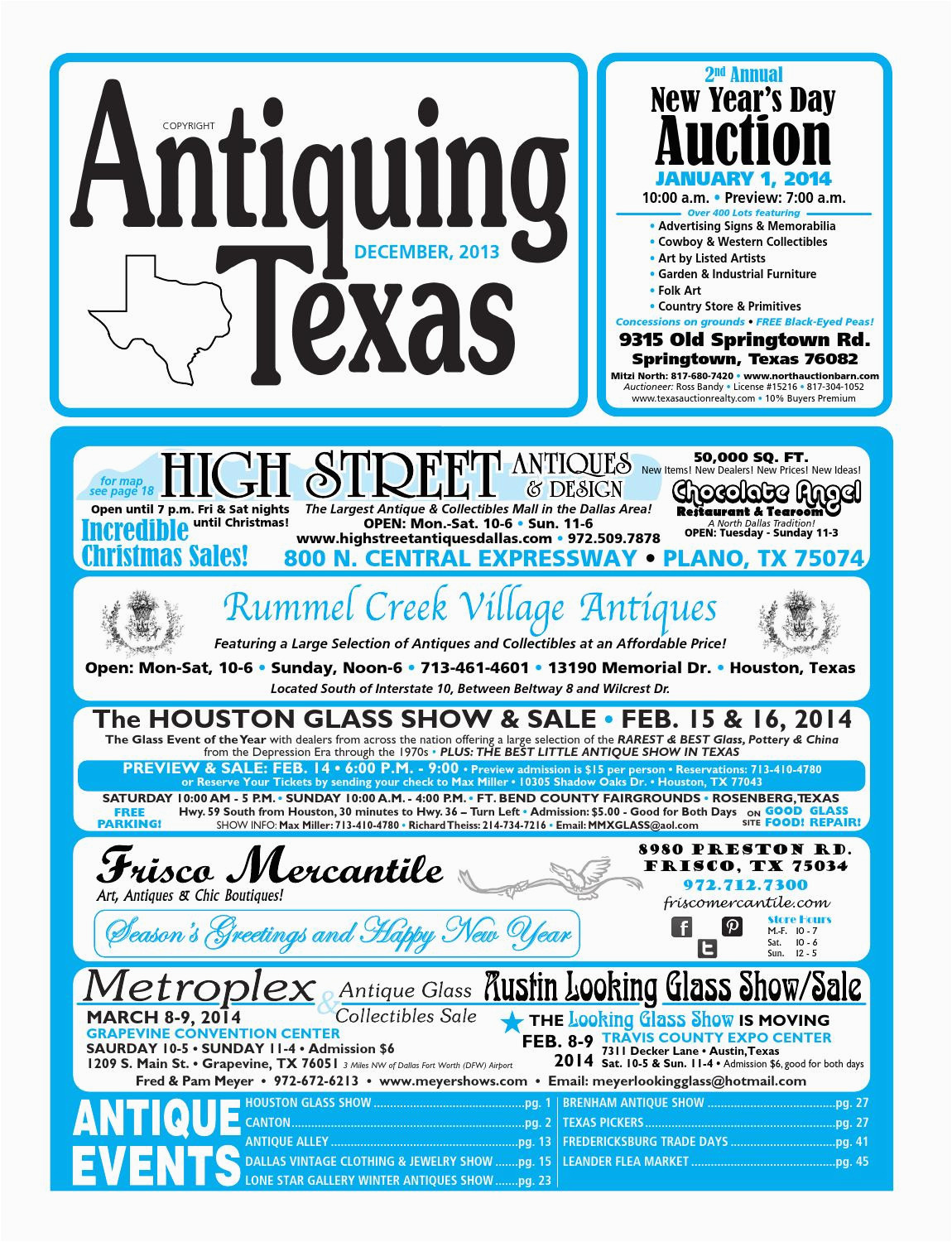 ant tx upload 12 13 by antiquing texas issuu