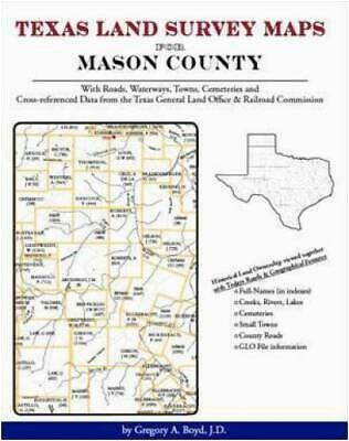 genealogy family maps colorado county texas tx 38 95 picclick