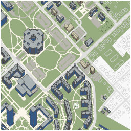 university of kentucky official campus map