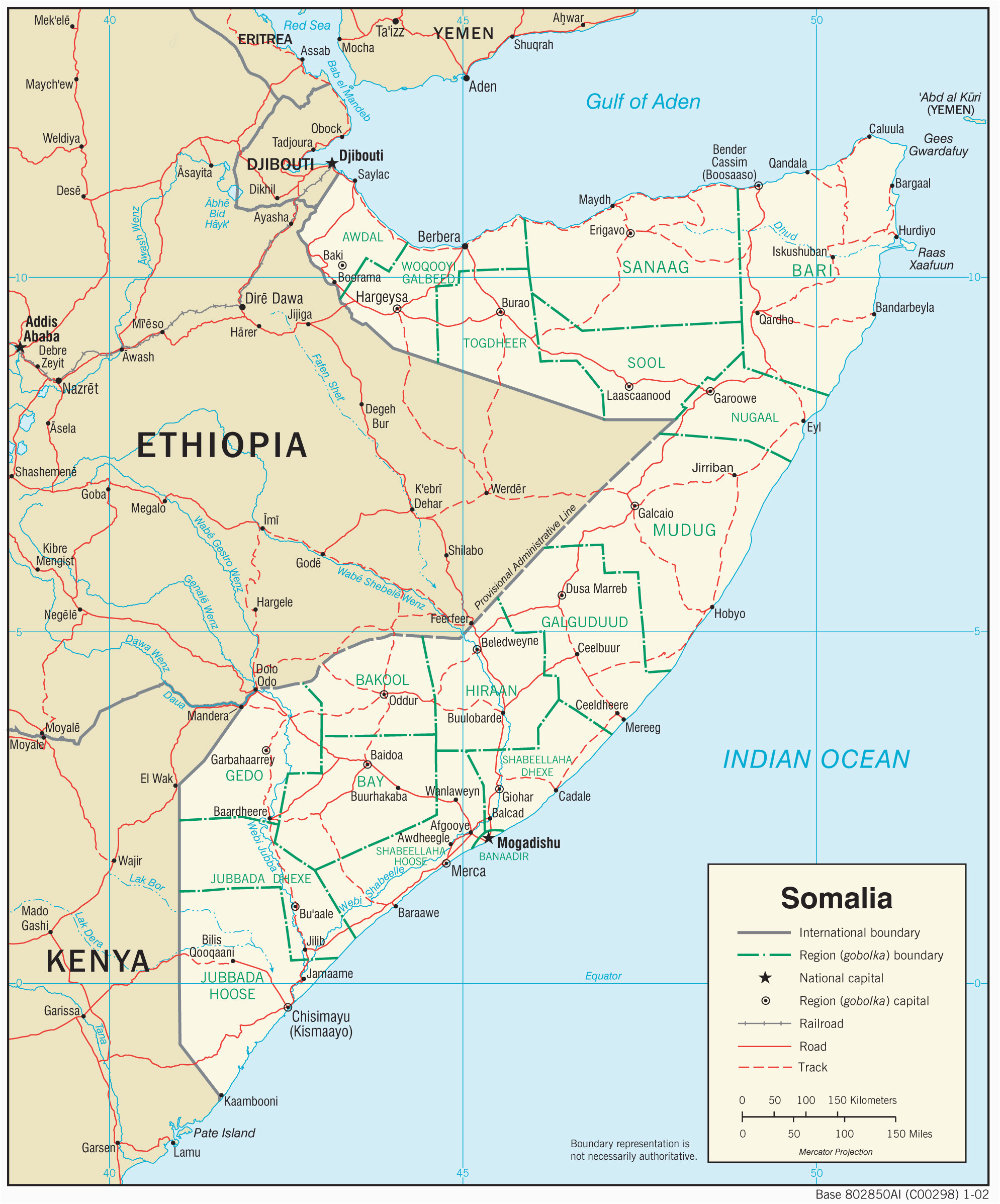 somalia maps perry castaa eda map collection ut library online