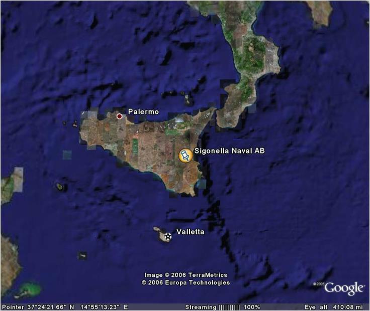 naval air station sigonella installation overview