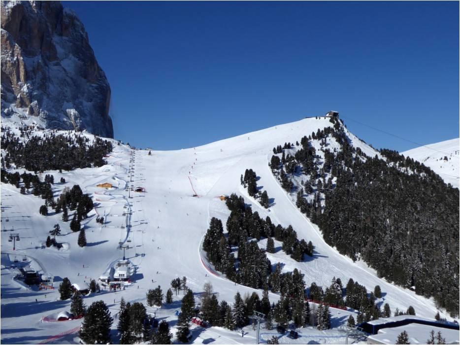 ski resort val gardena groden skiing val gardena groden