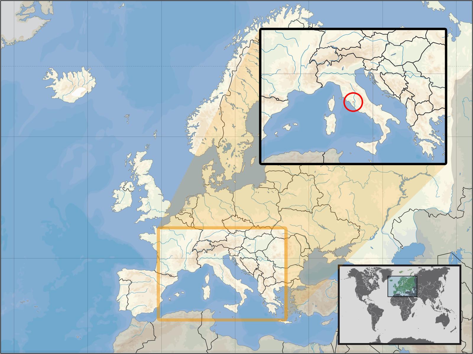 atlas of vatican city wikimedia commons