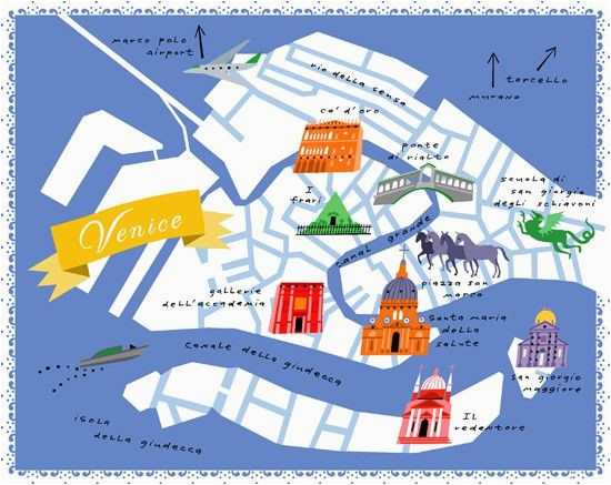 diy home projects maps venice map venice life map