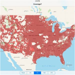 verizon cell phone coverage map fresh united states map sprint
