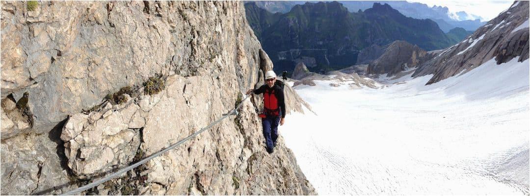via ferrata in the dolomites the best treks to climb dolomites via