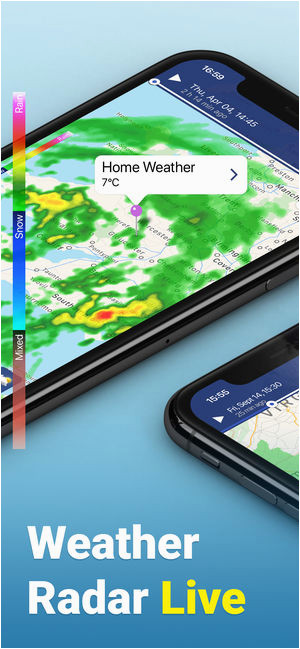 weather radar live forecast on the app store