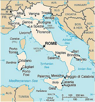 italy climate average weather temperature precipitation best time