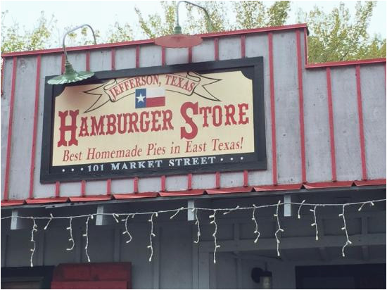 the hamburger store in jefferson tx picture of hamburger store
