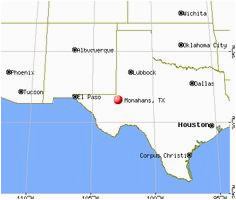 Where is Midland Texas On the Map 7 Best Maps Images Maps United States Blue Prints